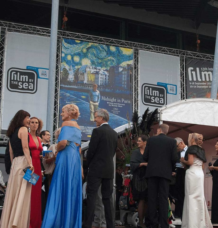 Film by the Sea in Vlissingen